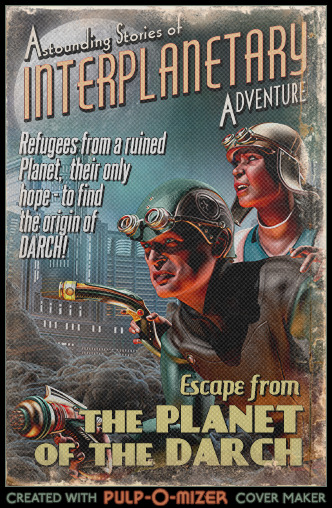 Escape from the Planet of the Darch