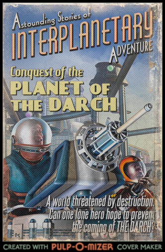Conquest of the Planet of the Darch