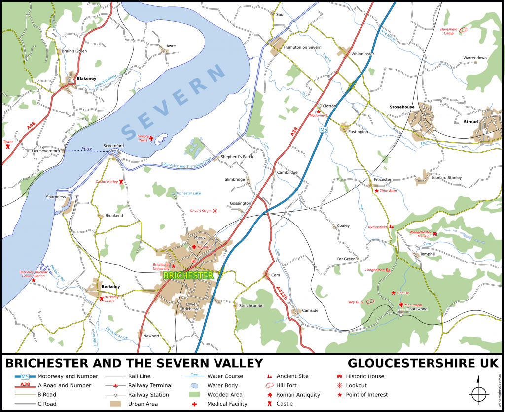 Brichester and the Severn Valley